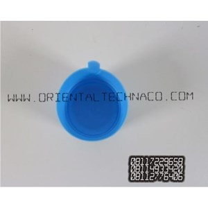 From Gallon Bottle Cap 19 Litres Model the length of blue color 4