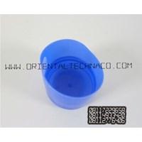 Tutup Botol Galon Warna Ungu Polos 19 Liter Model Panjang  1