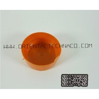 Tutup Botol Galon 19 Liter Model Pendek Warna Orange   1