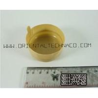 Tutup Botol Galon Gold 19 Liter Polos Model Pendek 1