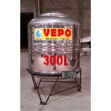 Tandon Air Vepo Stainless Steel 300 Liter