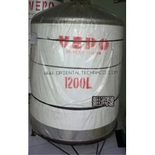 Tandon Air Vepo Stainless Steel 1200 Liter