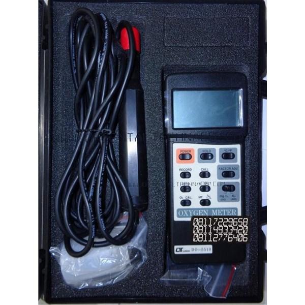 Alat Ukur Kadar Air Oxygen Lutron DO-5510