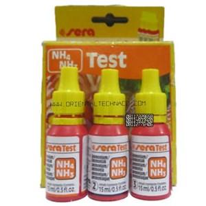 Sera Amonia Ammonia Test Kit