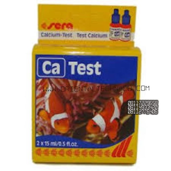 SERA Calcium Ca Test Kit