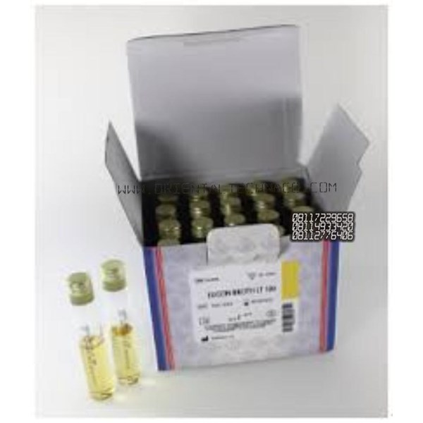 Water test kit Liofilchem Coliforms mendeteksi E.coli form dan Coliform