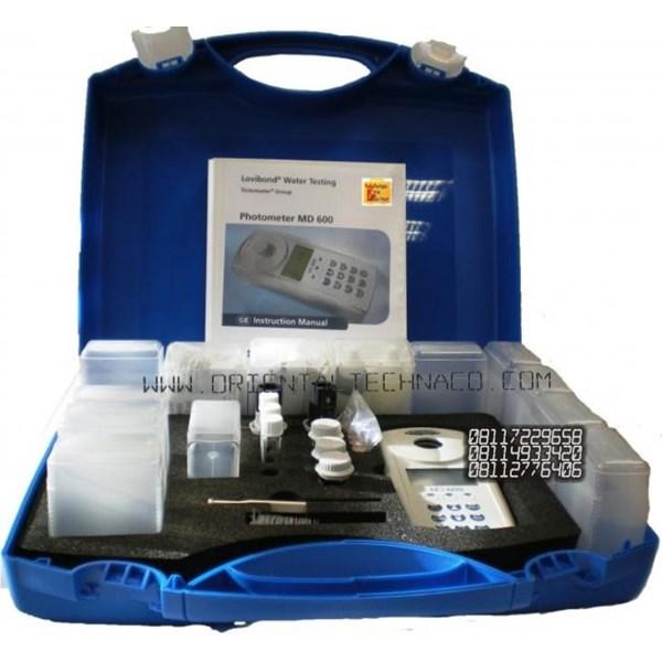 Alat Uji Kualitas Air Minum AMDK MD 600 Photometer