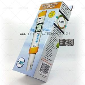 From pH Waterproof Meter HM Digital PH 200 4