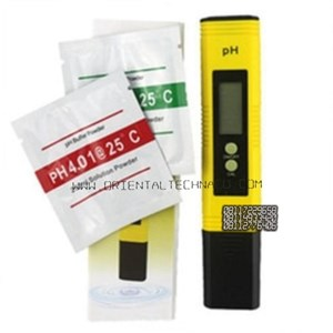 PH Meter Auto Calibrate