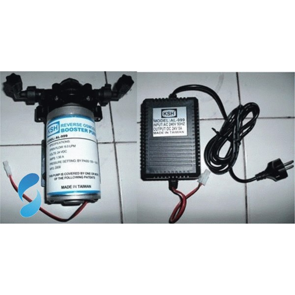 Pompa Booster RO 48 V KSH AL 999