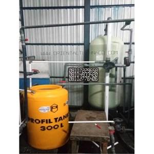 Filter Air Softener Boiler 24x72 In Manual