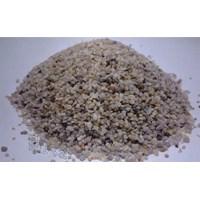 Jual Silica sand ukuran 0.5 - 3 mm