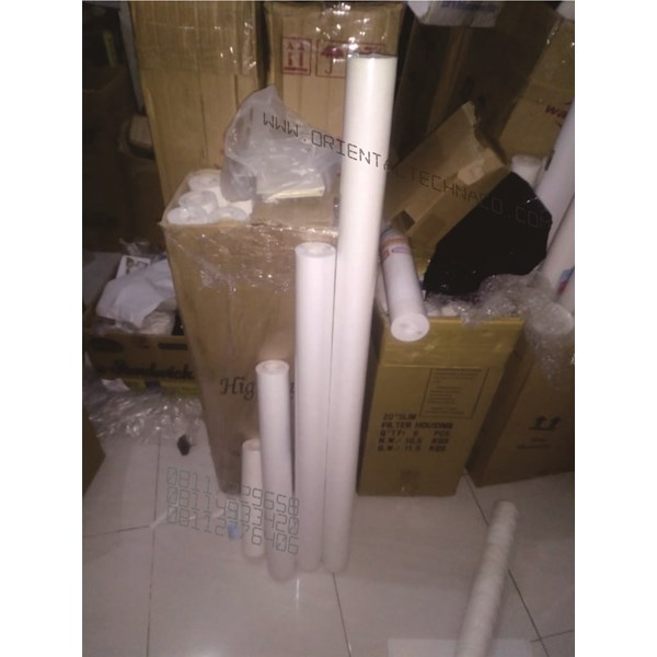 Pleated Filter Sediment 10in 01 micron