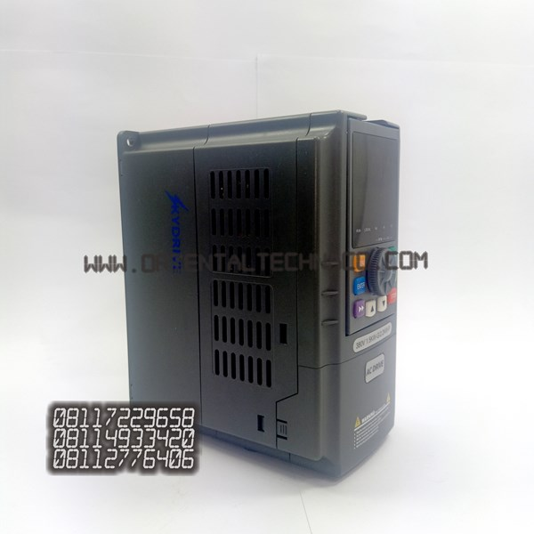 Inverter skydrive 1phase 1 5kw 220V SKY200 Made in Taiwan