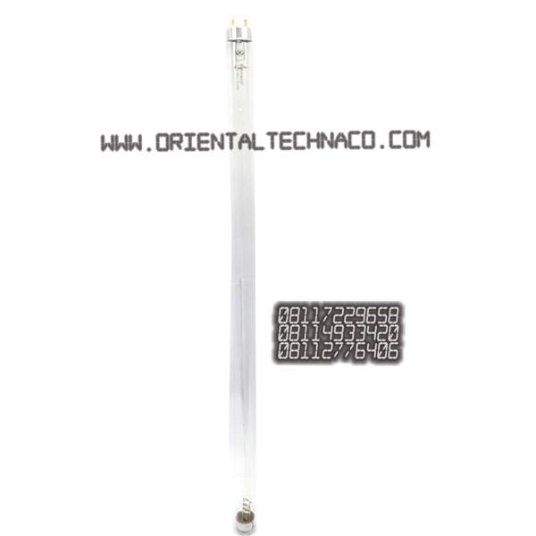 Evaco UVC 20 Watt 60cm sterilizer for bacterial germs in hospital restaurant air