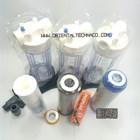 Paket Saringan Air keruh Berbau Housing Nanotec 10 inchi 2