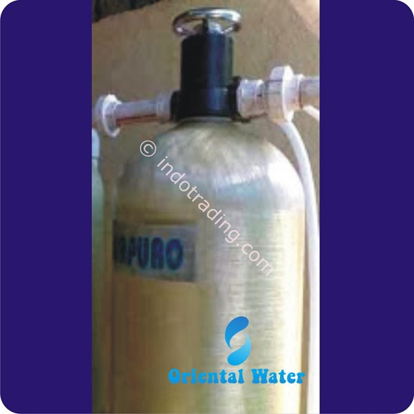 Kepala Tabung Filter Softener 3Way Valve Manual