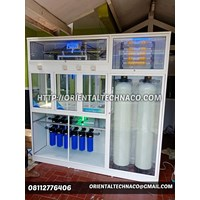 Package Depot Refill Drinking Water Ro Type Alkaline Hexagonal