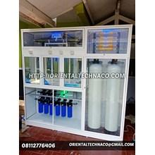 Paket Depo Air Minum Isi Ulang RO basic