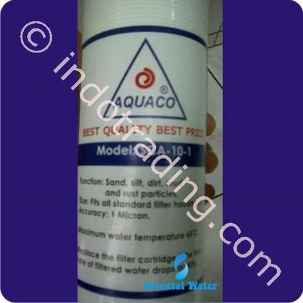 Katrid Filter Pp Sediment Melt Blow Aquaco 20 Inchi