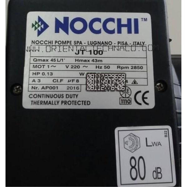 Pompa NOCCHI JT 250