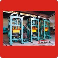 Mesin Cetakan Batako Manual Vibrator Unp 8