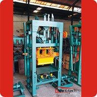 Mesin Cetakan Batako Manual Vibrator Unp 10