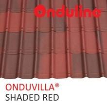 ATAP ONDUVILLA SHADED RED ( MERAH BERBAYANG )