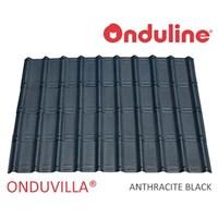 ATAP ONDUVILLA ANTHRACITE BLACK ( HITAM ANTRASIT ) 1