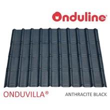 ATAP ONDUVILLA ANTHRACITE BLACK ( HITAM ANTRASIT )
