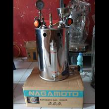 Boiler Gas Nagamoto 17