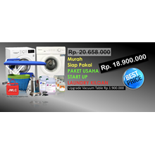 Laundry Start Up Business Machine Tools