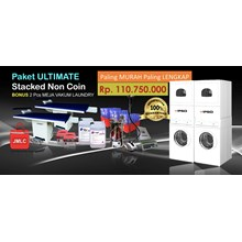 Ultimate Laundry Package Business Machine Tools