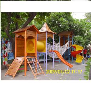Playground Jaring Dan Perosotan By Oris Sarana Kreatif