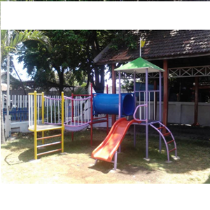 Playground Single Perosotan By Toko Oris Sarana Kreatif