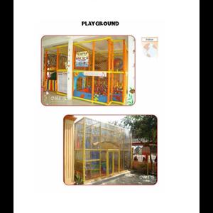 Playground Mandi Bola By Oris Sarana Kreatif