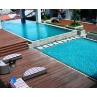 Jual Decking Wood Deck Flooring Lantai Kayu