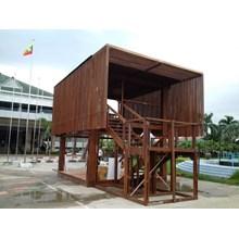 Struktur Kayu dan Plank