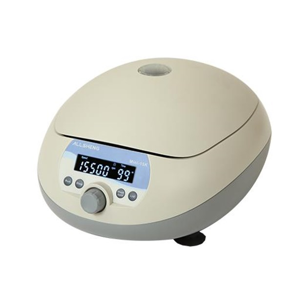 High speed mini centrifuge