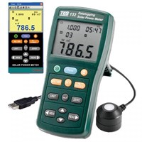 Solar Power Meter(Datalogging)