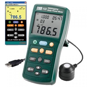 Solar Power Meter(Datalogging)