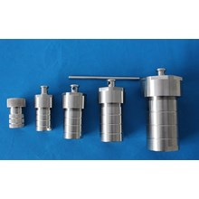 Autoclave Hydrothermal Reactor for hydrothermal sy