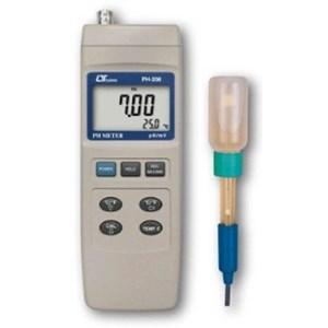 From Lutron pH Meter pH-208 0