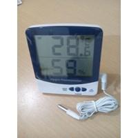 Hygro-Thermometer TH 812 E 1
