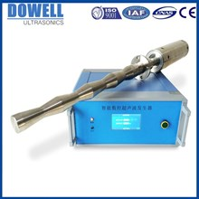Ultrasonic Homogenizer For Lab and Industry