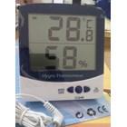 Thermohygrometer TH 812E 1