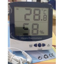 Thermohygrometer TH 812E