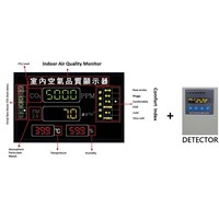Air Quality Monitor Plus Detector 1