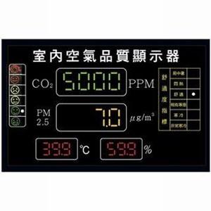 Air Quality Monitor Plus Detector