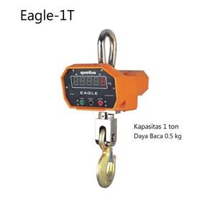 Timbangan Gantung  2T merk Eagle